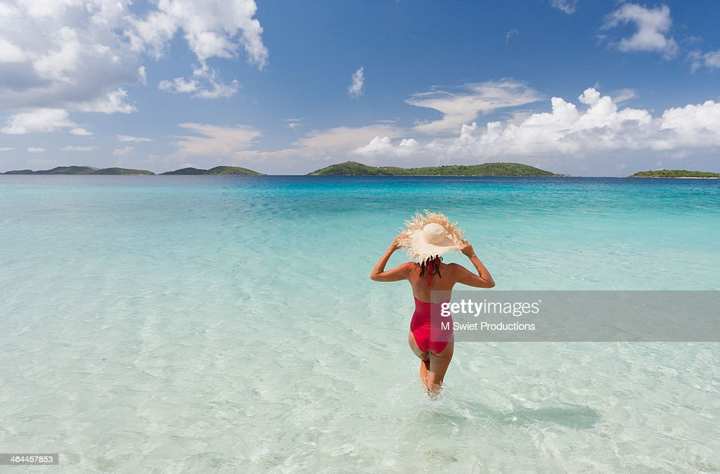 tropical vacation : Stock Photo