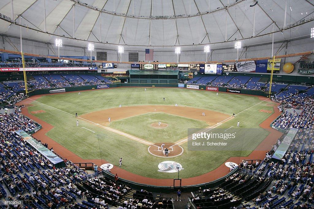 Boston Red Sox v Tampa Bay Devil Rays : News Photo