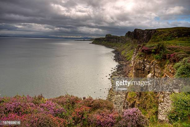 Trotternish Peninsula, Skye, Western Scotland.
