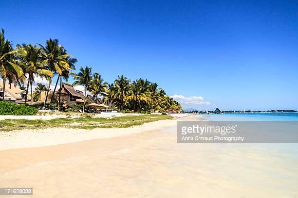 Trou-aux-Biches Beach Mauritius
