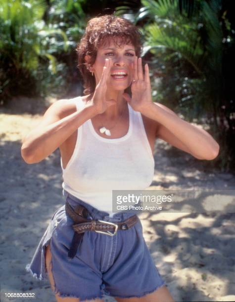 Trouble in Paradise A CBS made for TV movie Originally broadcast May 16 1989 Raquel Welch She is shipwrecked on an island