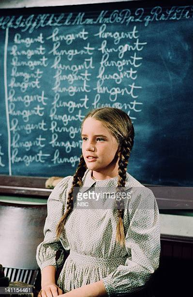 PRAIRIE 'Troublemaker' Episode 17 Aired Pictured Melissa Gilbert as Laura Elizabeth Ingalls Wilder Photo by NBCU Photo Bank