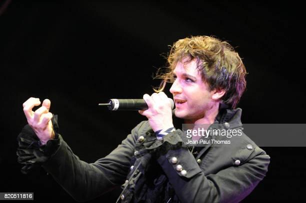 Troupe comedie musicale MOZART - - Foot Concert 2009 - Evenement caritatif reunissant stars du football et de la chanson au profit de l association...