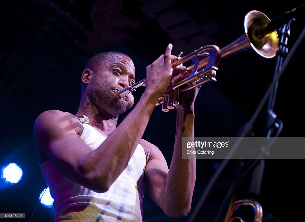 Trombone Shorty's 5th Annual Bacchus Bash