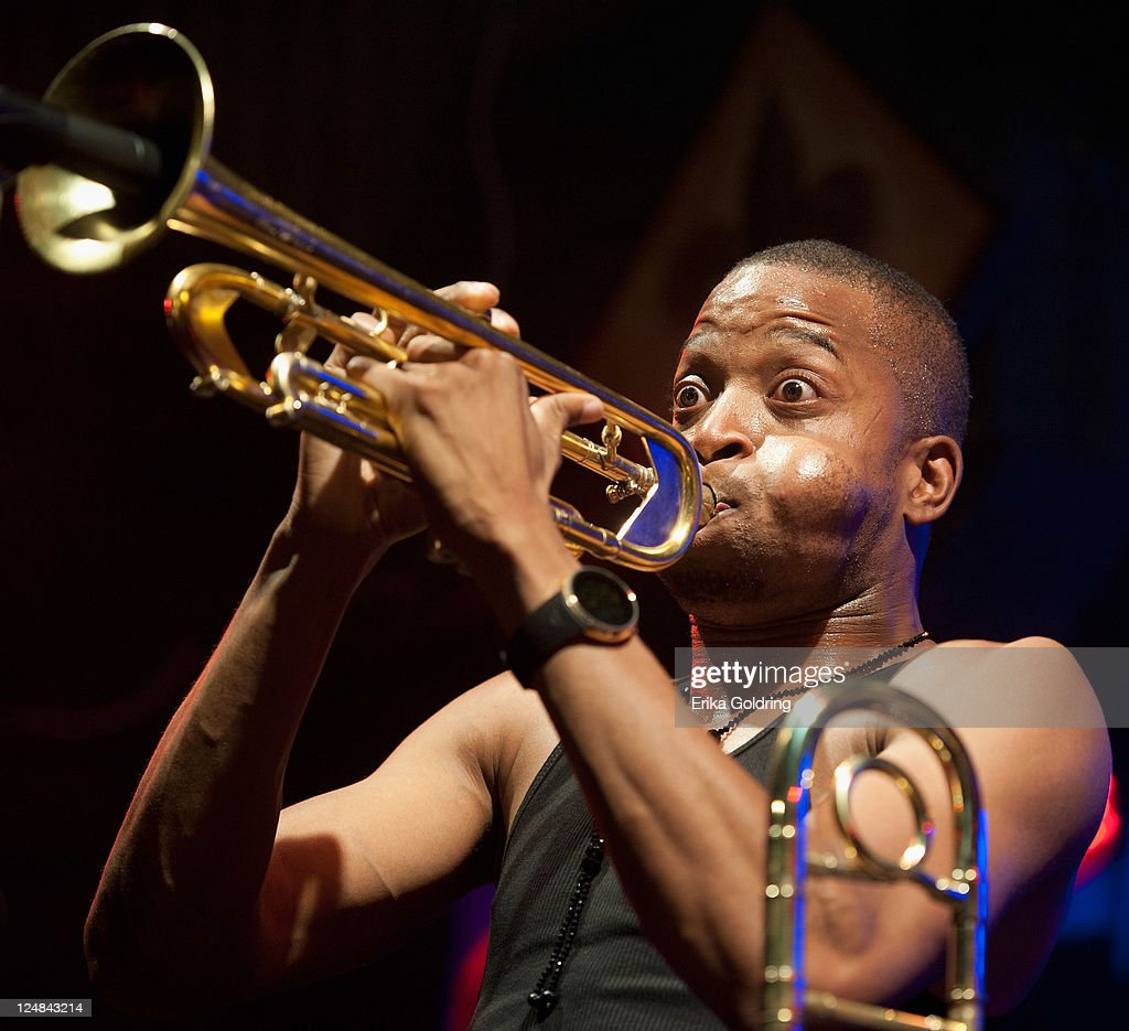 "Trombone Shorty & Orleans Avenue ""For True"" CD Release Party"