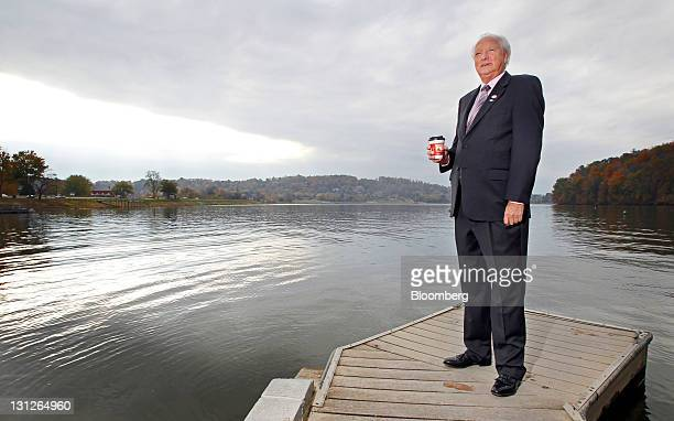Troy Beets mayor of KingstonsTennessee stands for a photograph in Kingston Tennessee US on Thursday Oct 27 2011 In December 2008 the...