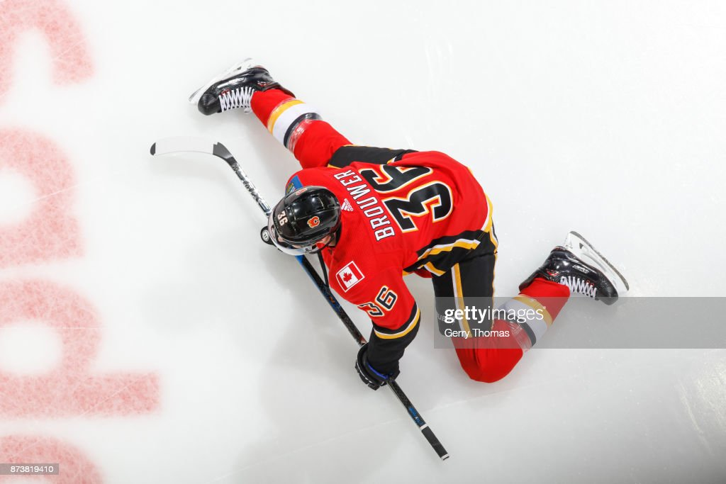 St Louis Blues v Calgary Flames