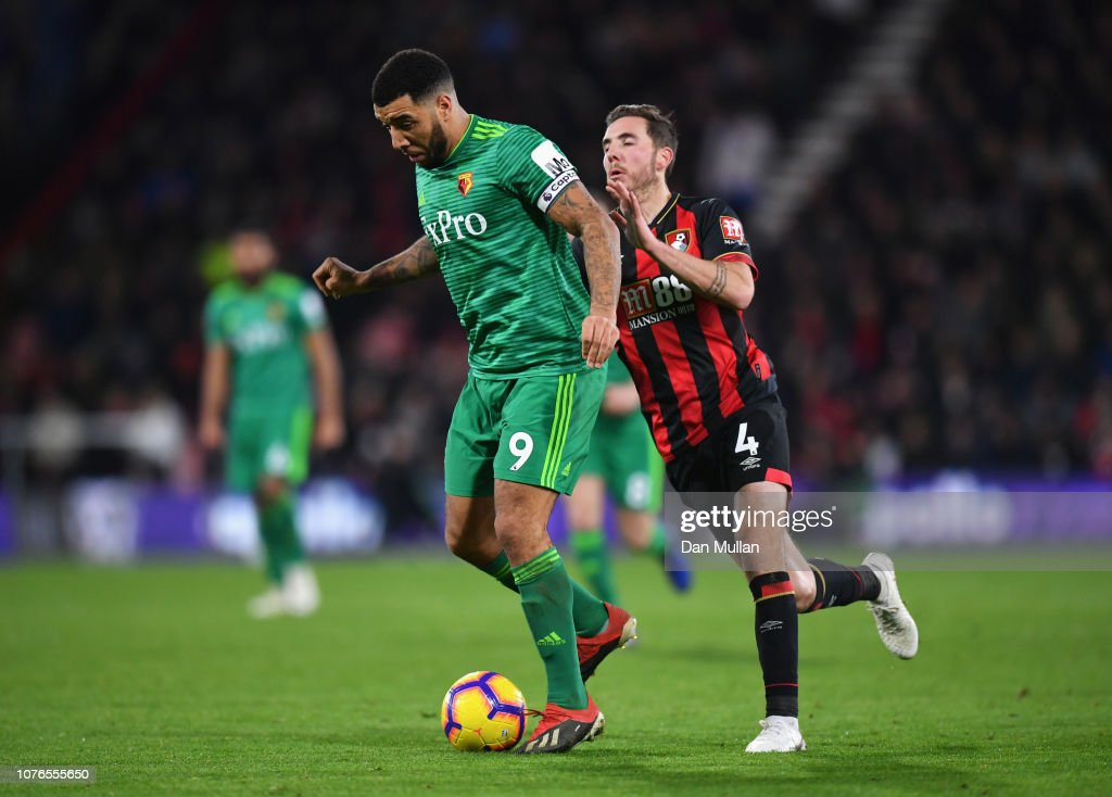 AFC Bournemouth v Watford FC - Premier League : News Photo