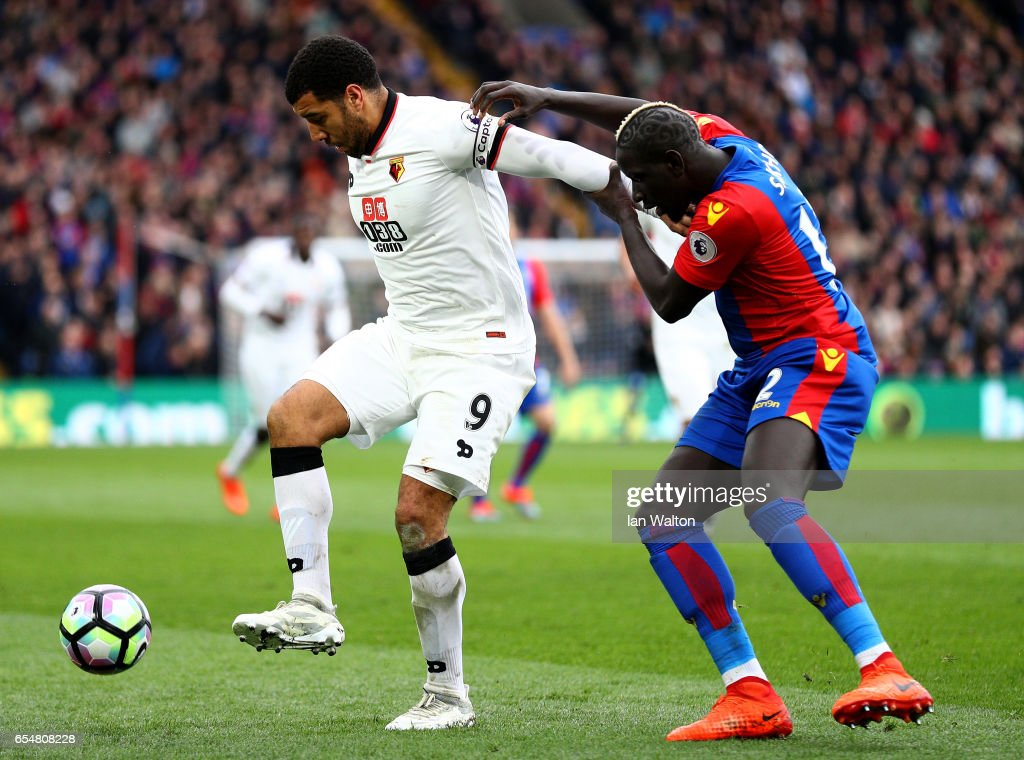 Crystal Palace v Watford - Premier League : News Photo