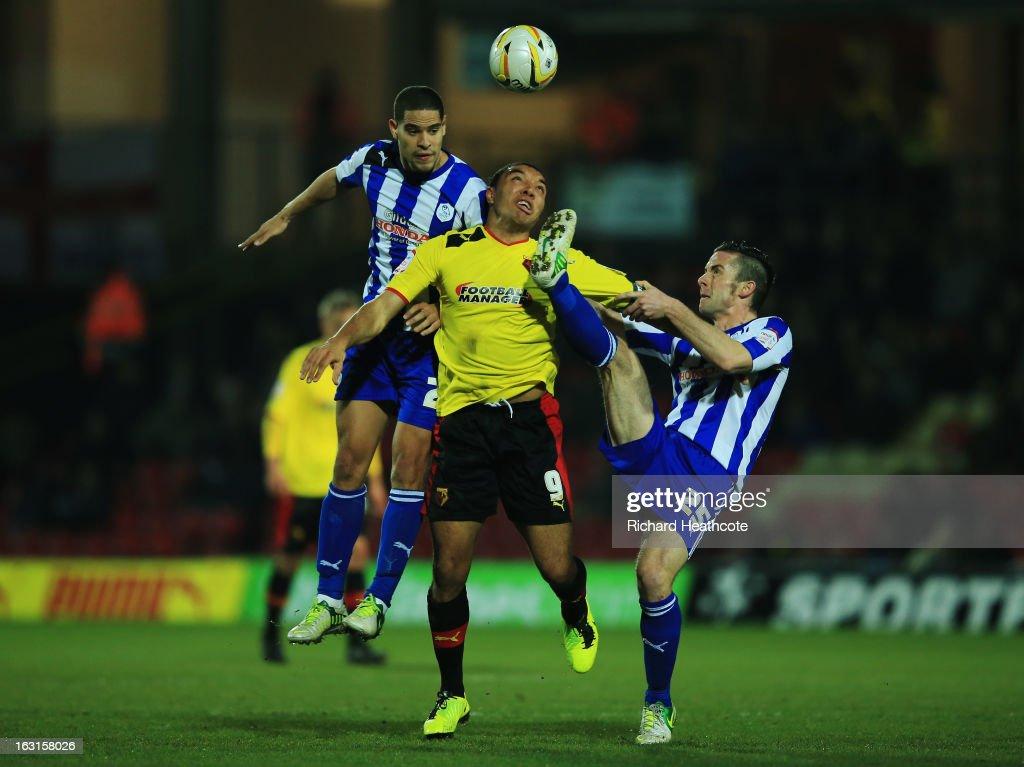 Watford v Sheffield Wednesday - npower Championship