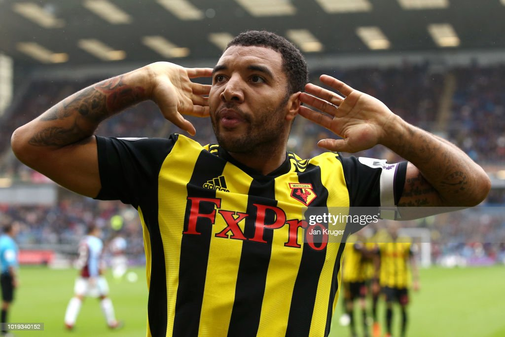 Burnley FC v Watford FC - Premier League