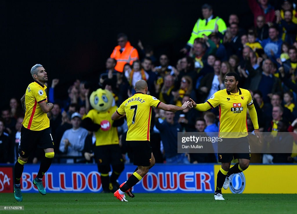 Watford v AFC Bournemouth - Premier League : News Photo