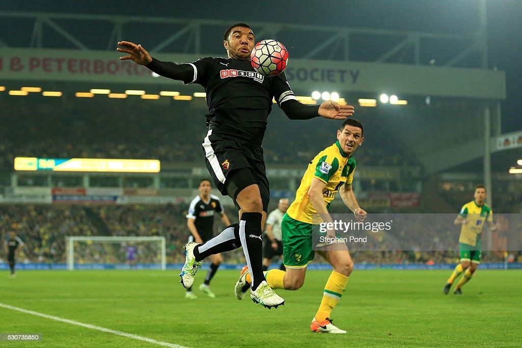 Norwich City v Watford - Premier League : News Photo