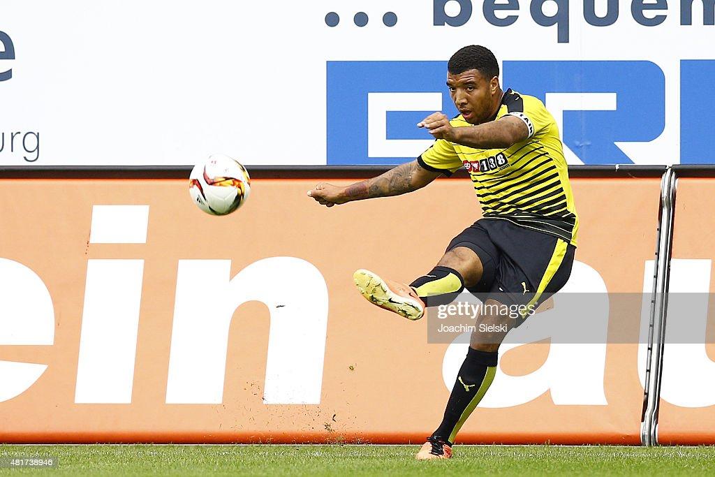 SC Paderborn v Watford FC - Friendly Match : News Photo