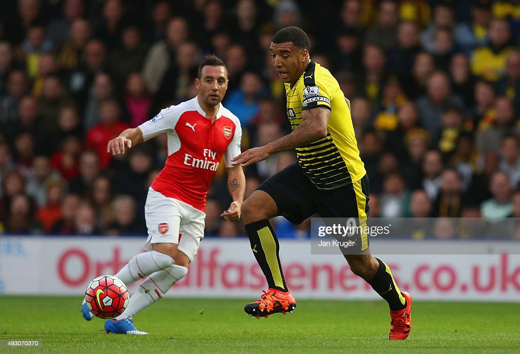 Watford v Arsenal - Premier League : Nyhetsfoto