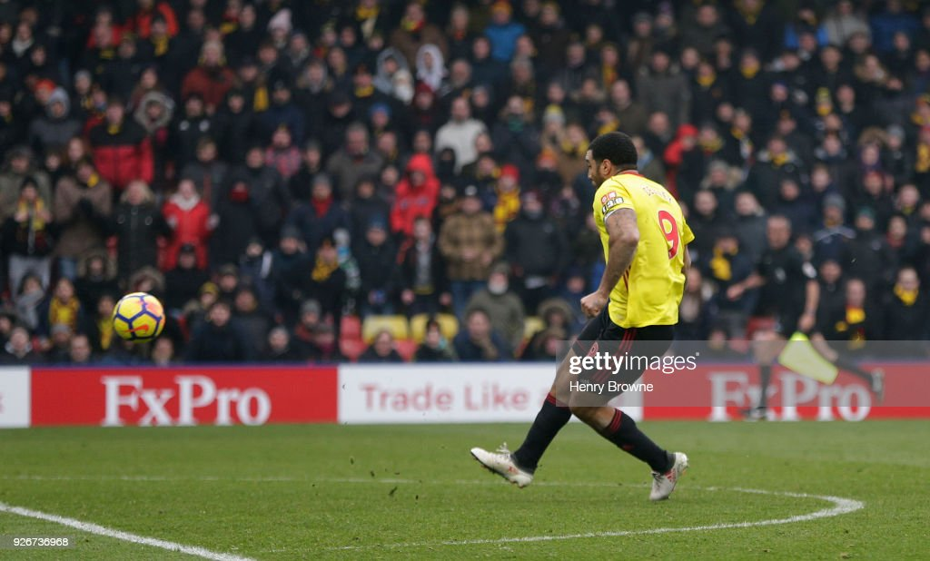 Watford v West Bromwich Albion - Premier League