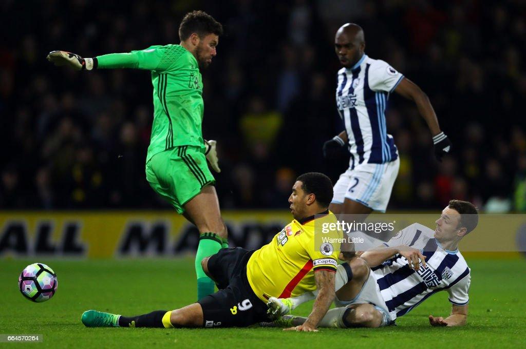 Watford v West Bromwich Albion - Premier League