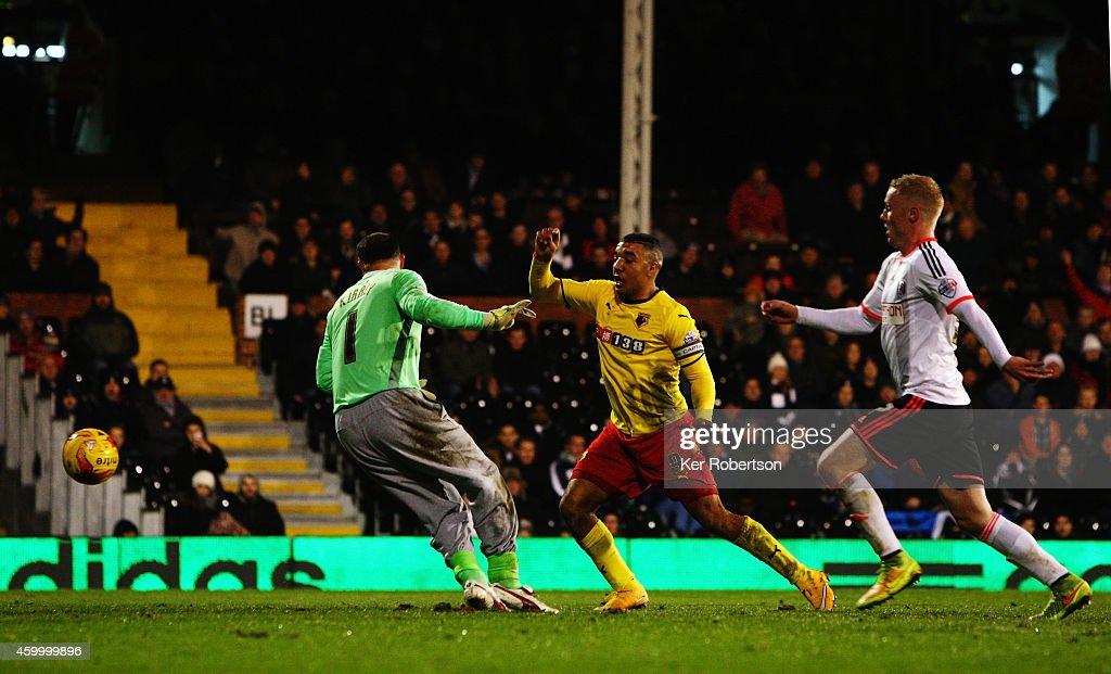 Fulham v Watford - Sky Bet Championship : News Photo