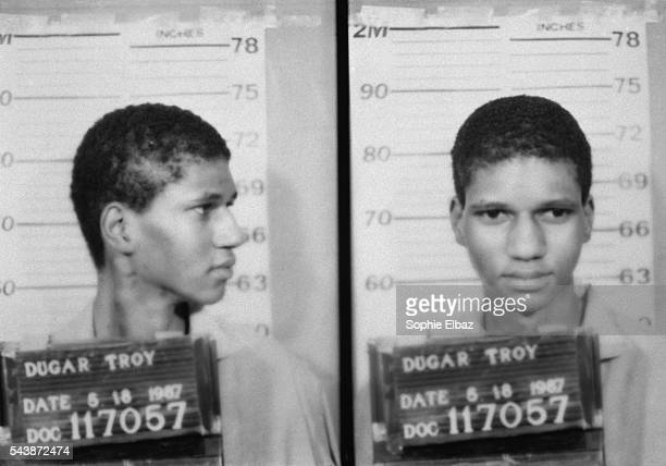 Troy Dugar who was sentenced to death for a homicide he committed at the age of 16 in the Angola penitentiary one of the largest prisons in the world...