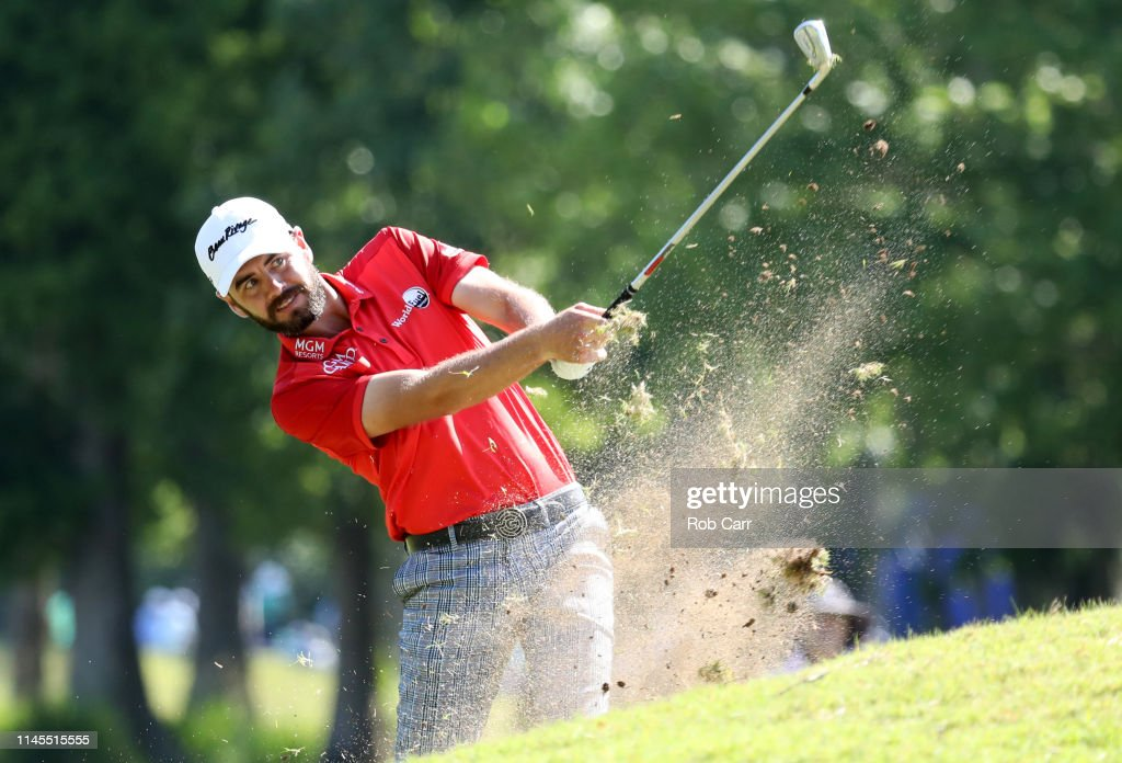 Zurich Classic Of New Orleans - Round Three : News Photo