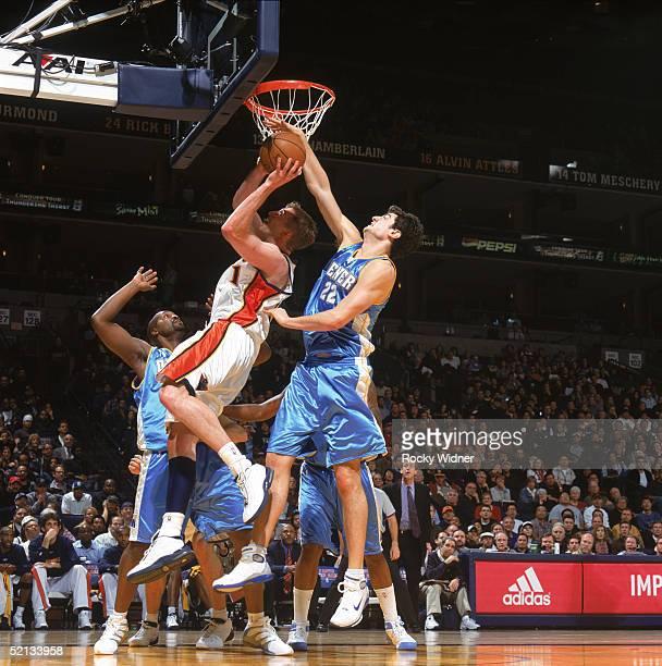 Denver Nuggets X Golden State Warriors: 60 Top Nikoloz Tskitishvili Pictures, Photos, & Images