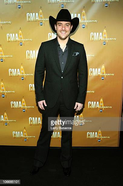 Troy Olsen attends the 44th Annual CMA Awards at the Bridgestone Arena on November 10 2010 in Nashville Tennessee