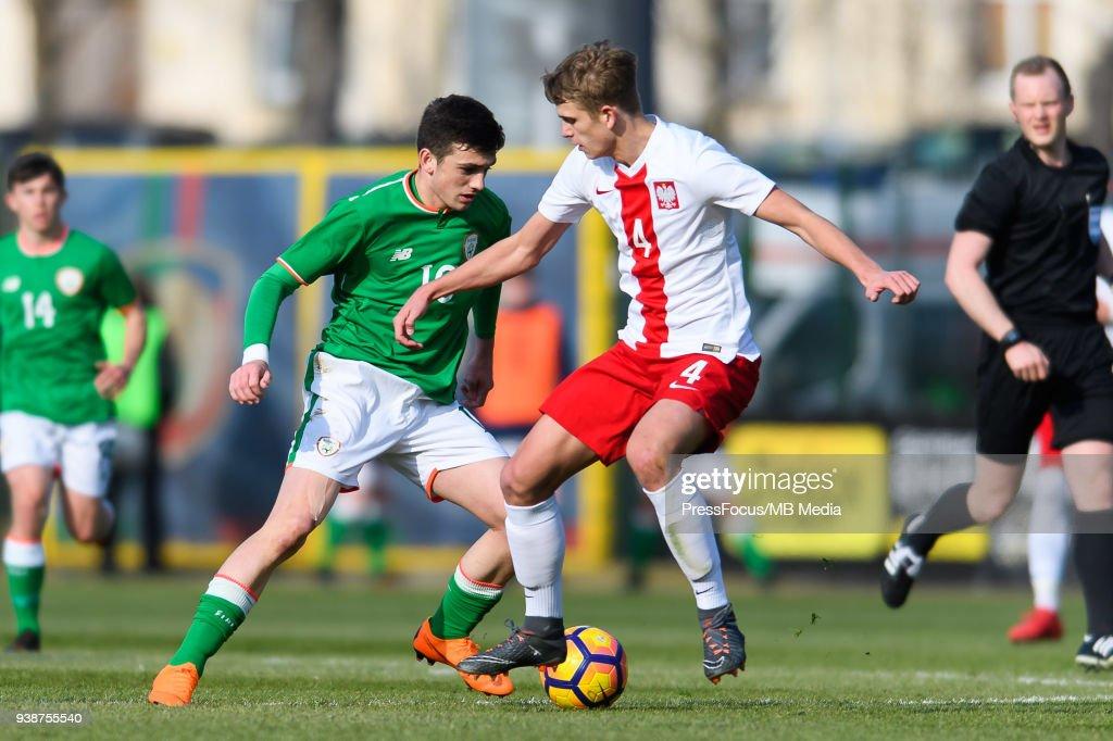 Poland U17 v Republic of Ireland U17 - International Friendly : News Photo