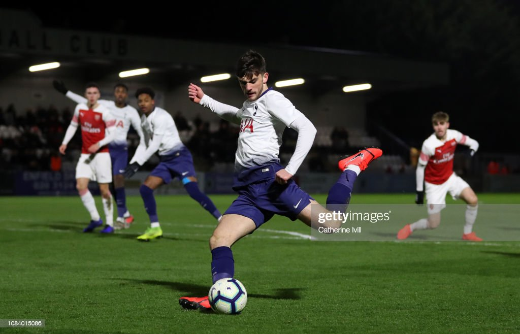 Arsenal v Tottenham Hotspur - FA Youth Cup Fourth Round : News Photo
