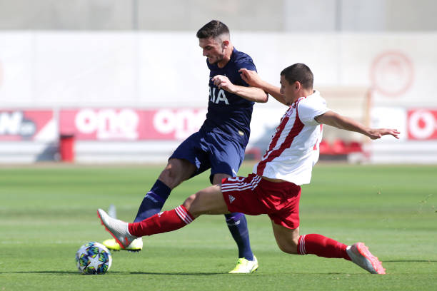 GRC: Olympiacos FC v Tottenham Hotspur:  - UEFA Youth League