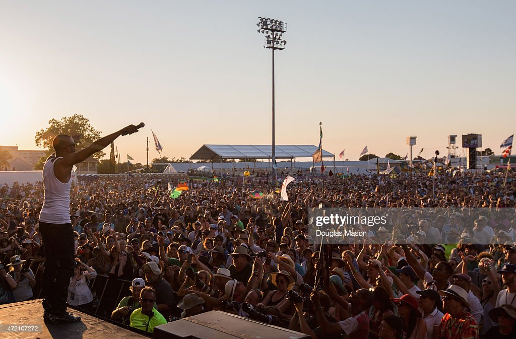 2015 New Orleans Jazz & Heritage Festival - Day 7 : News Photo