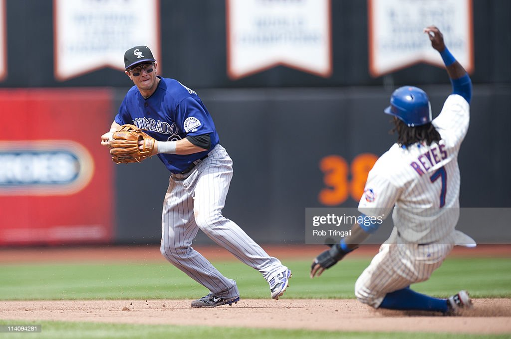 Colorado Rockies v New York Mets : News Photo