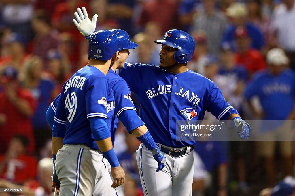 Division Series - Toronto Blue Jays v Texas Rangers - Game Three