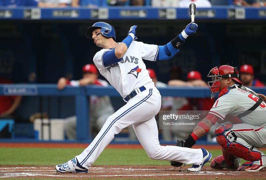 Philadelphia Phillies v Toronto Blue Jays : News Photo