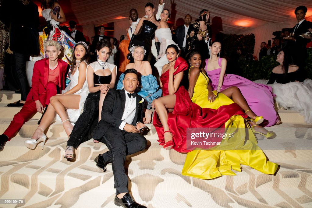 Heavenly Bodies: Fashion & The Catholic Imagination Costume Institute Gala - Departures : News Photo