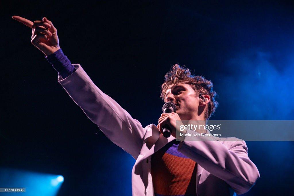 Troye Sivan The Bloom Tour 2019 - Melbourne : News Photo