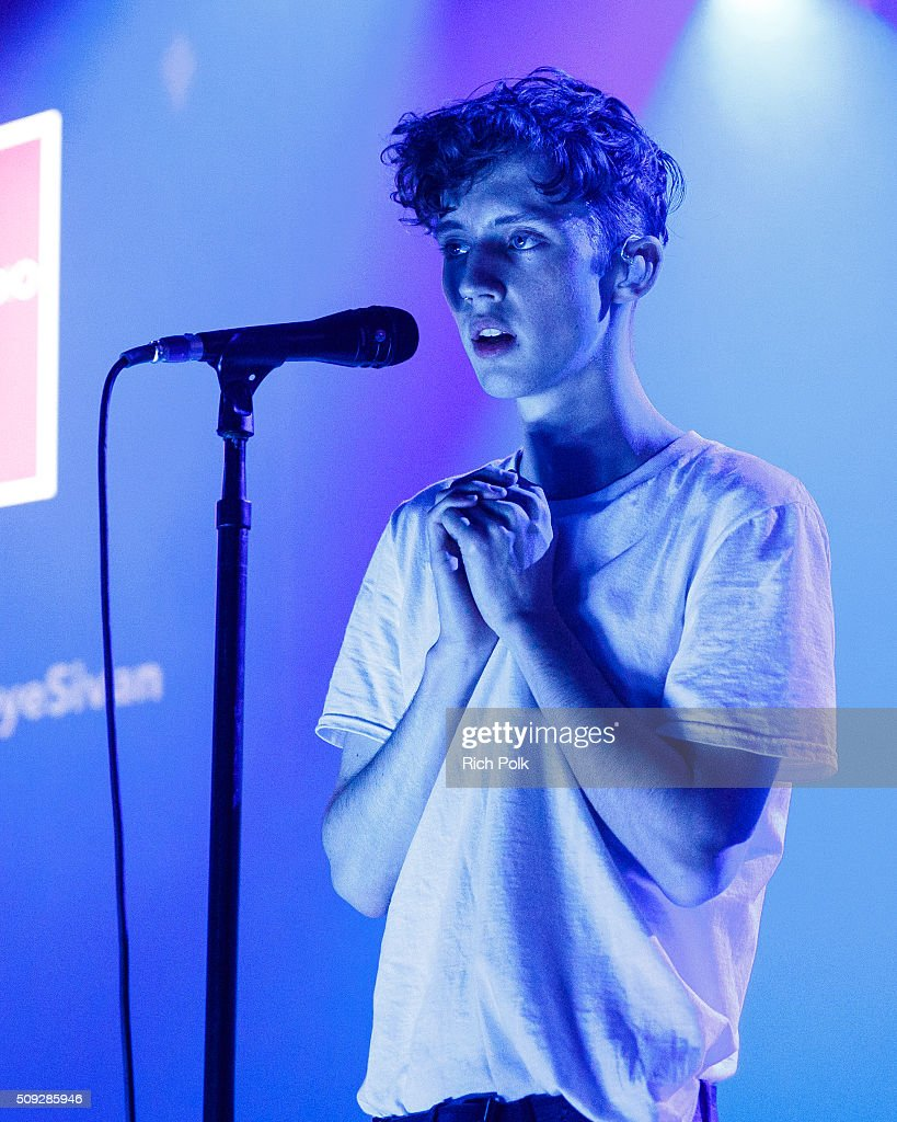 Troye Sivan LIVE On The Honda Stage At The iHeartRadio Theater Los Angeles