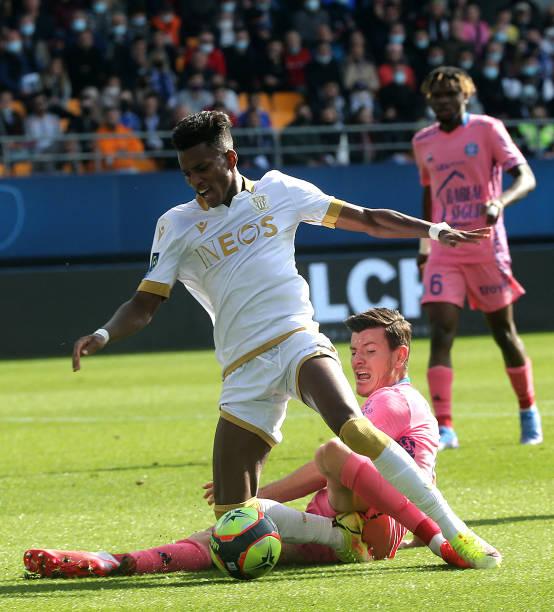 FRA: ESTAC Troyes v OGC Nice - Ligue 1 Uber Eats