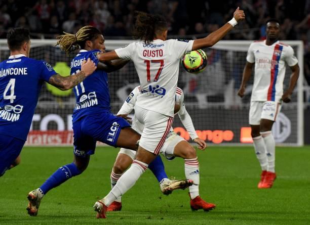 FRA: Olympique Lyonnais v ESTAC Troyes - Ligue 1 Uber Eats