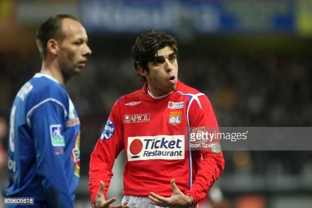 Troyes / Lyon - 23e journee de Ligue 1,