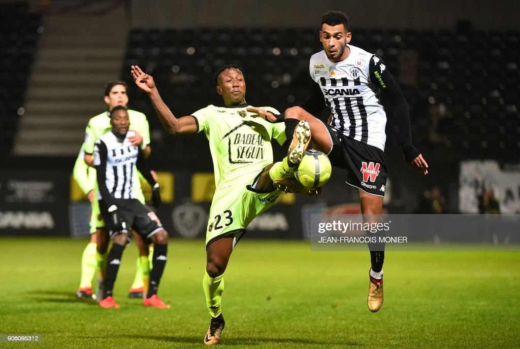 Angers SCO v Troyes AC - Ligue 1