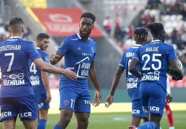 FRA: Stade de Reims v ESTAC Troyes - Ligue 1 Uber Eats