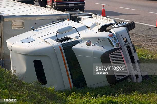Camion Incidente stradale