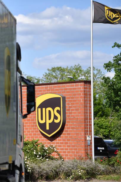 DEU: UPS Depot Hit By Coronavirus Outbreak