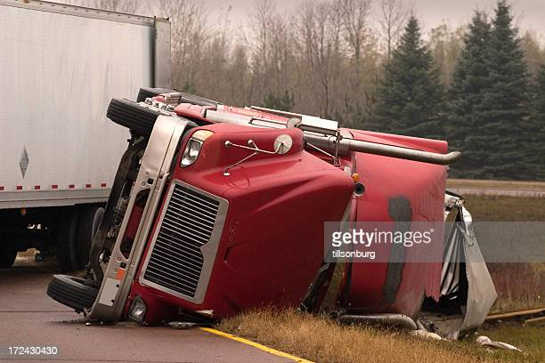 Camion Accident de transport