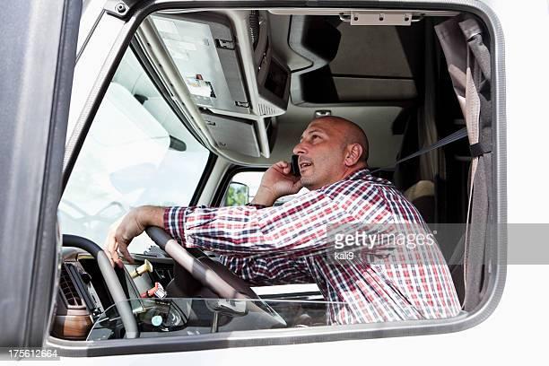 Motorista de Camião