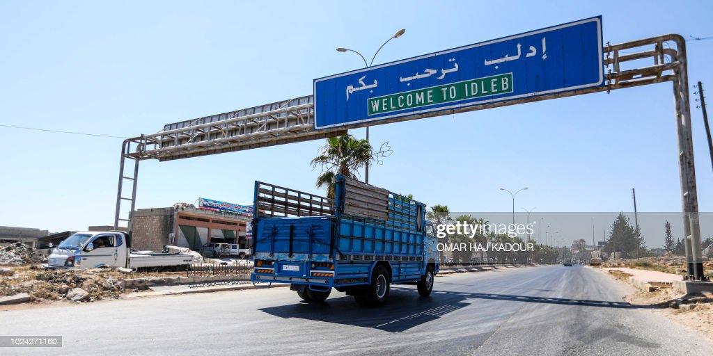 SYRIA-CONFLICT : Nieuwsfoto's