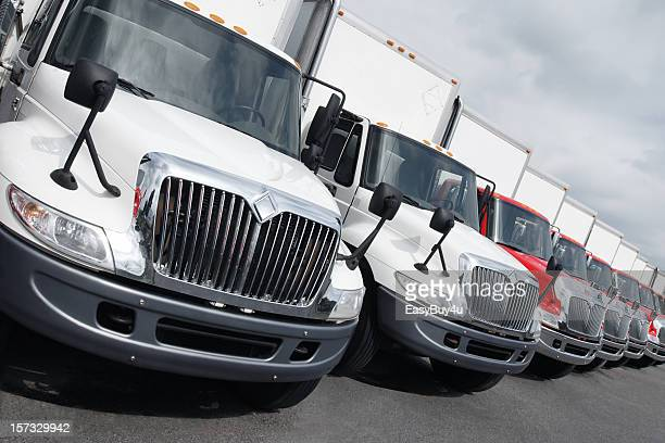 Flota de camión