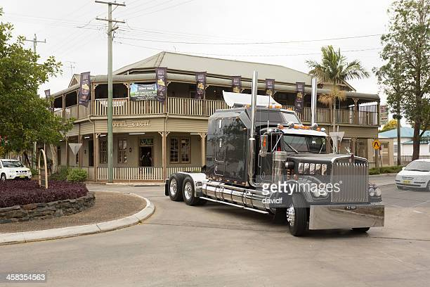truck parade - trade union stock pictures, royalty-free photos & images