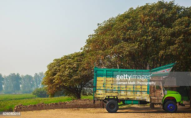 truck - multan stock pictures, royalty-free photos & images