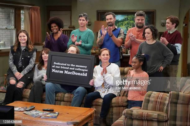 """Trucking Live In Front of a Fully Vaccinated Studio Audience"""" Lights, Camera, Action: """"The Conners"""" is going live for both the East and West Coast..."""